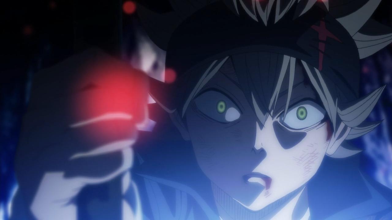 Black Clover T.V. Media Review Episode 1 | Anime Solution