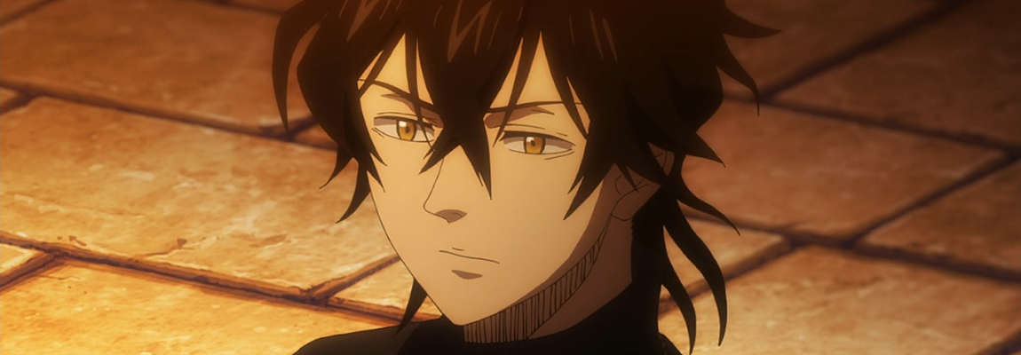 Black Clover T.V. Media Review Episode 5   Anime Solution