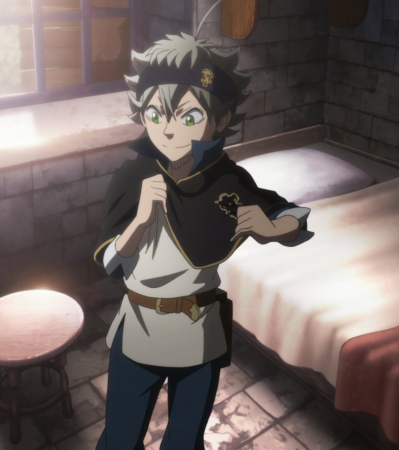 Black Clover T.V. Media Review Episode 7