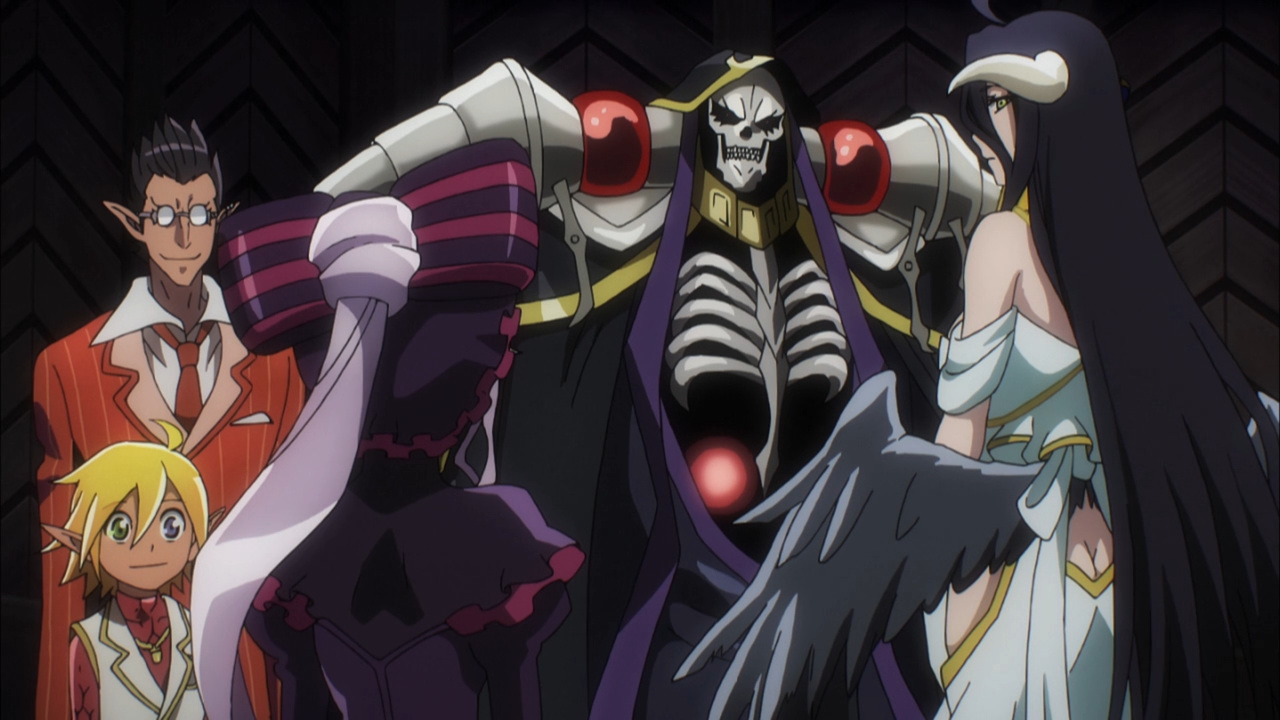 Overlord Ii T V Media Review Episode 5 Anime Solution