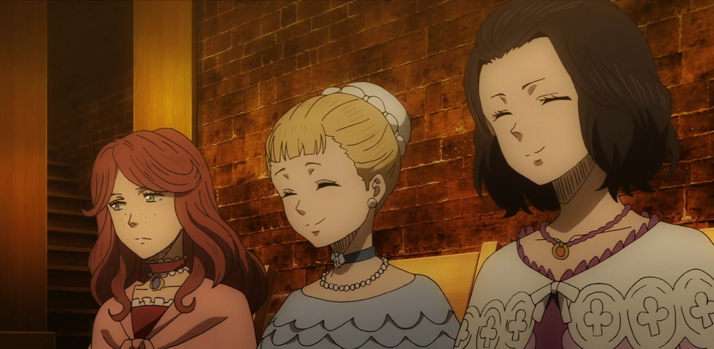 black clover t v  media review episode 28