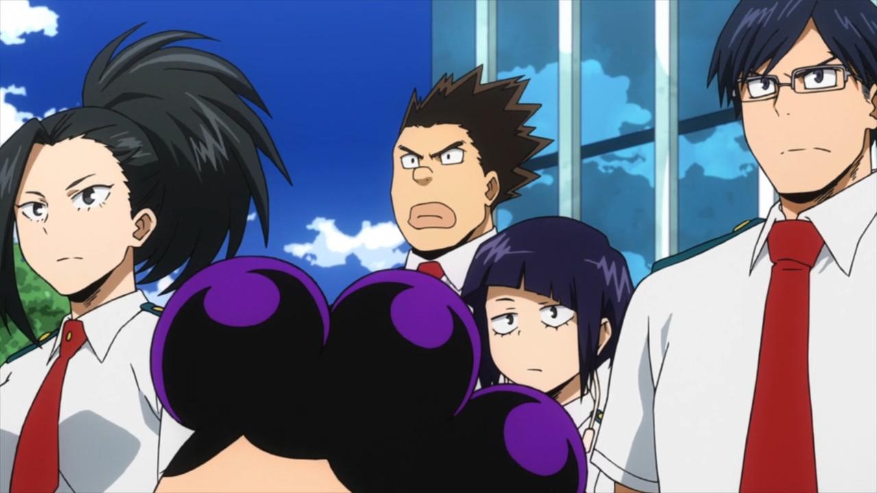 Boku no hero academia 3 t v media review episode 2 anime solution - Boku no hero academia two heroes online ...