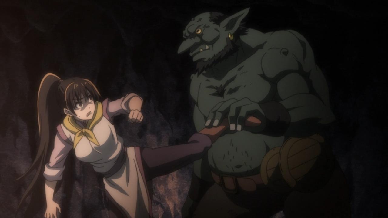 Goblin Slayer Episode 1