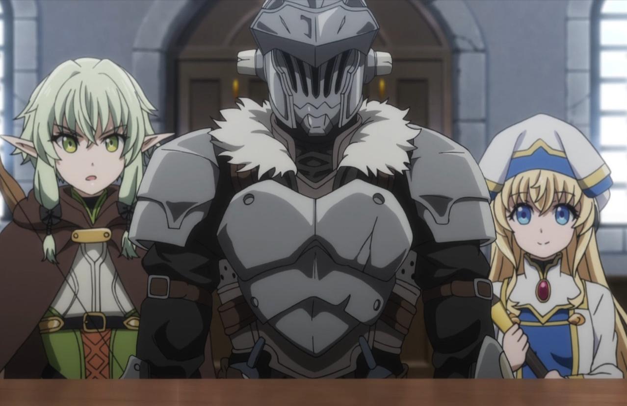 Goblin Slayer T V Media Review Episode 3 Anime Solution