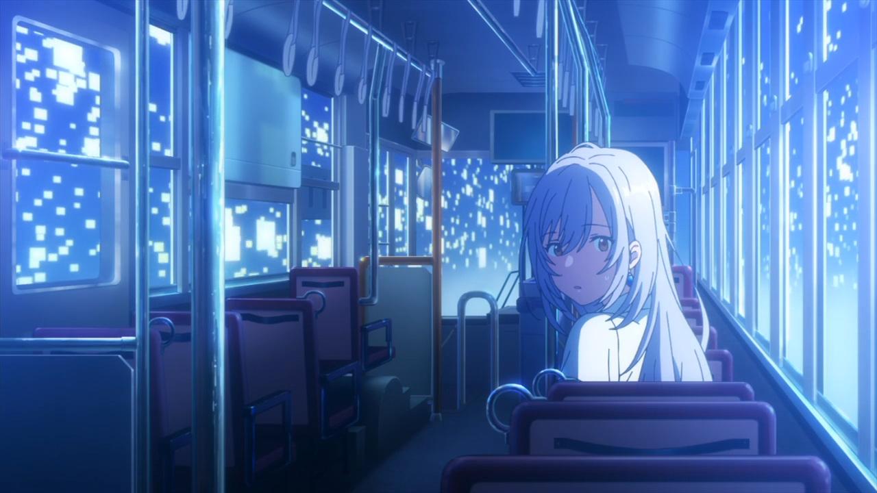 irozuku sekai no ashita kara t v  media review episode 1