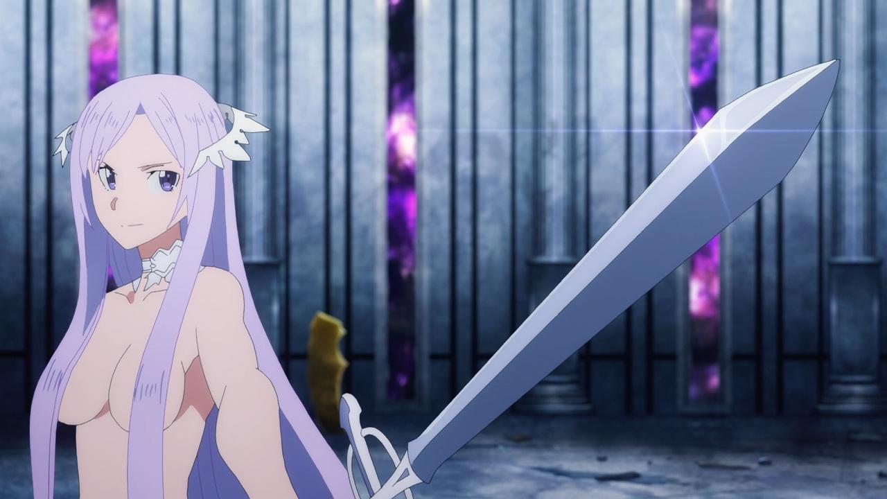 Sword Art Online Alicization Tv Media Review Episode 24 -1260