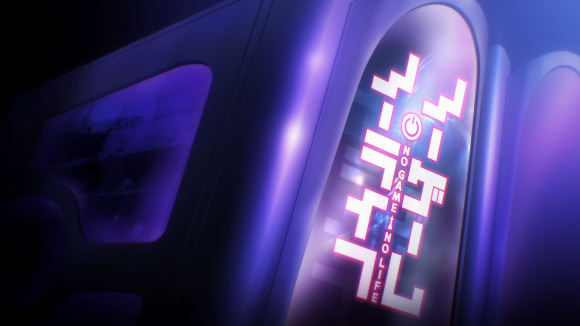 No Game No Life Blu-ray Media Review Episode 1   Anime Solution